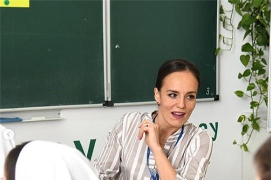 Учитель из Чувашии Ольга Физер вошла в число 15 лауреатов Всероссийского конкурса «Учитель года России-2019»