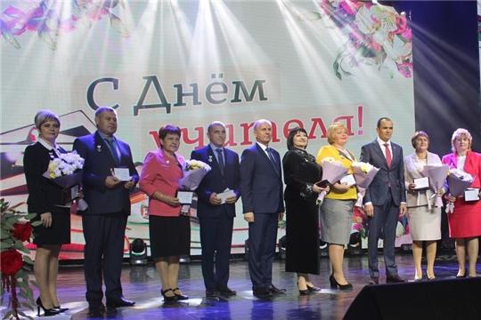 Министр Сергей Кудряшов: «Чувашия гордится своими педагогами»