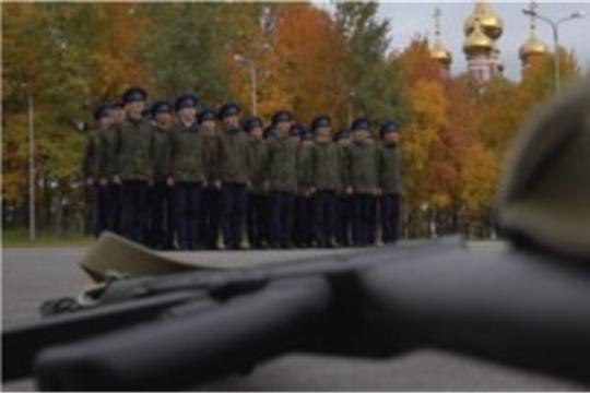 Чувашия готовится принять спартакиаду «Кадет Приволжья»