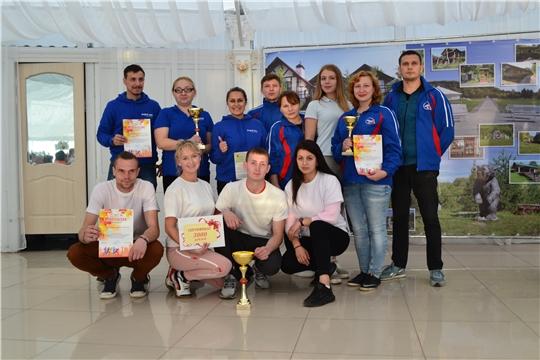 II республиканский спортивный фестиваль Советов работающей молодежи Чувашии