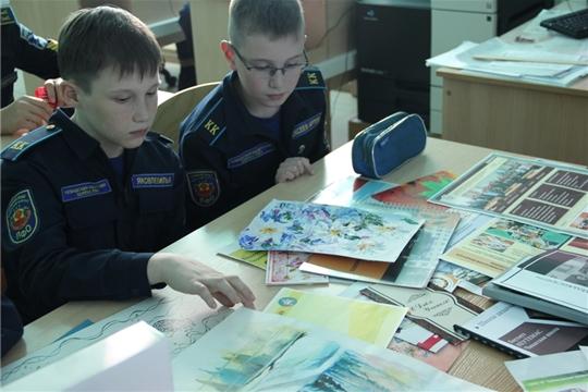 Неделя  профориентации для  школьников в Чебоксарском профессиональном колледже имени Н.В.Никольского