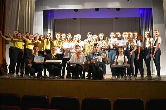 Призеры и победители Республиканского фестиваля подростковых трудовых бригад 2019 года