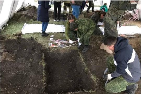 Команда Чувашии вернулась с III открытых межрегиональных военно-поисковых сборов «К поиску готов!»