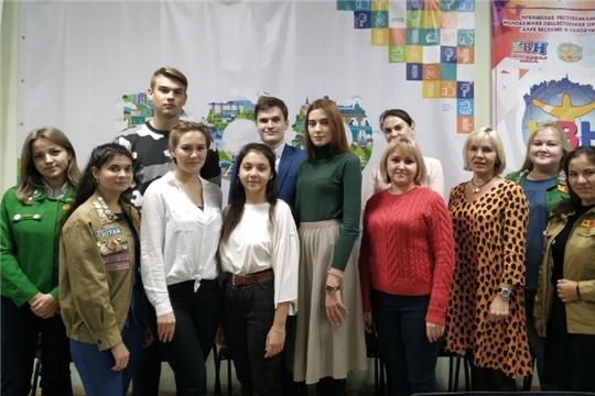 В Чувашии назвали победителей республиканского этапа Всероссийского конкурса «Лидер XXI века»