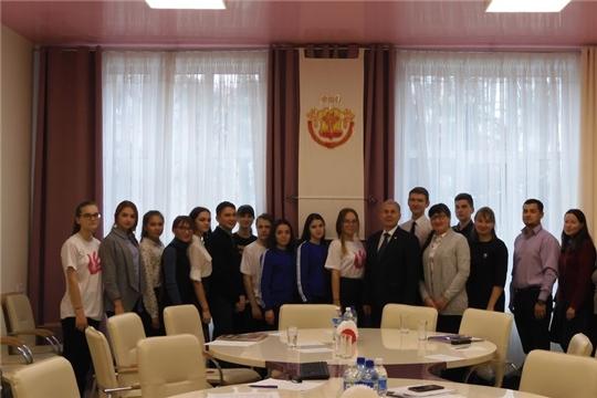 10 проектов волонтеров Чувашии прошли в полуфинал Всероссийского конкурса «Доброволец России – 2019»