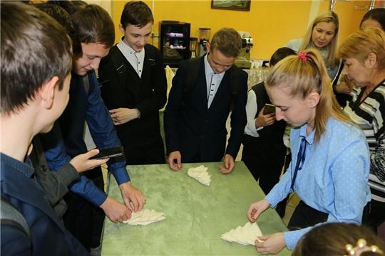 Школьники Чувашии участвуют в реализации проекта по ранней профессиональной ориентации