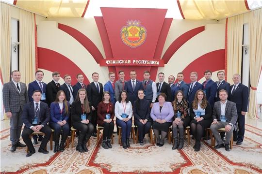 Глава Чувашской Республики Михаил Игнатьев: «В молодежь мы верили, верим и будем верить!»