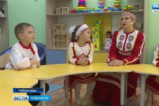 """Педагог чебоксарского детсада """"Непоседы"""" нашла эксклюзивный подход к изучению чувашского языка"""