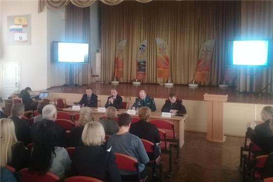 Состоялся семинар-совещание по вопросам обеспечения безопасности обучающихся образовательных организаций
