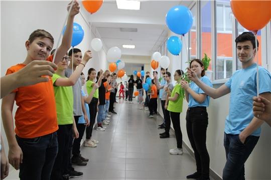 В Новочебоксарском детском технопарке «Кванториум» прошёл День открытых дверей