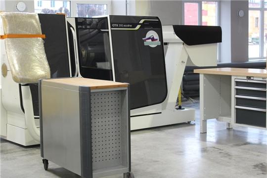 В МЦК-ЧЭМК в рамках нацпроекта «Образование» поступило новое оборудование