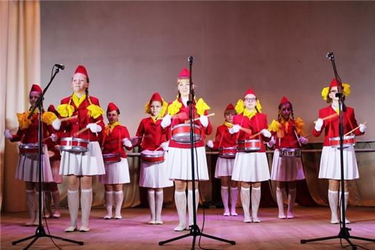 Порецкий РДК открыл новый концертно-театральный сезон