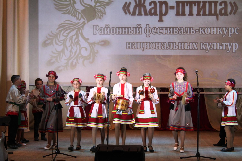 Фестиваль «Жар-птица» — на сцене районного Дворца культуры