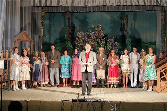 В Шемуршинском районе отметили юбилей народного артиста СССР Яковлева В.Н.