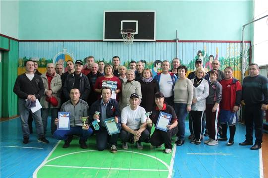 Состоялся волейбольный турнир памяти Тихонова В.И.