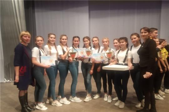 Команда Бичурга-Баишевской школы - обладатель гран-при республиканского фестиваля подростковых трудовых бригад