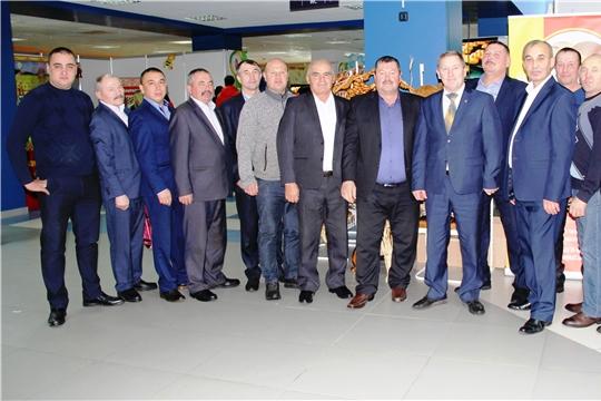 Делегация Шемуршинского района приняла участие в праздновании Дня работника сельского хозяйства и перерабатывающей промышленности