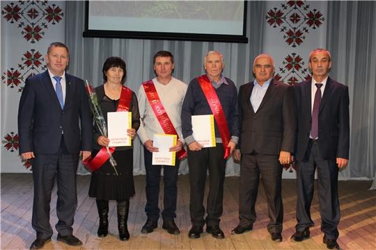 В Шемуршинском районе отметили День работников сельского хозяйства и перерабатывающей промышленности
