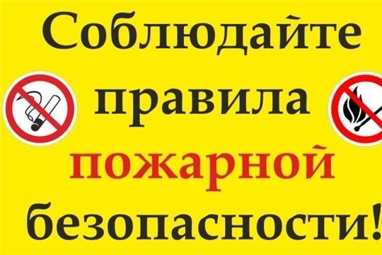 «Правила безопасности при эксплуатации печей и электроприборов»