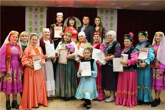 В Шемуршинском районе отметили День татарской культуры