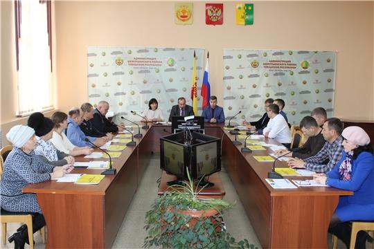 В Шемуршинском районе состоялся День малого и среднего предпринимательства