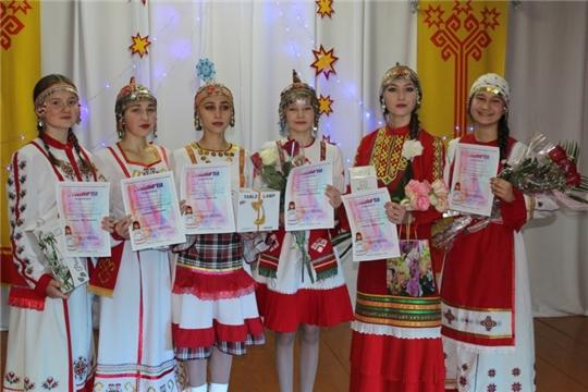 Во Дворце культуры Шемуршинского района состоялся районный конкурс «Чаваш пики-2019»