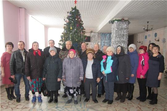 Час милосердия в Шемуршинском районе