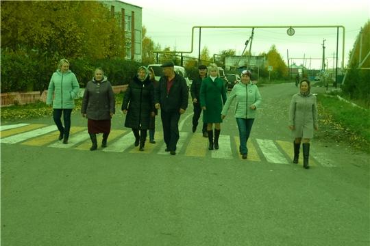 Всероссийский День ходьбы в Туванском сельском поселении.