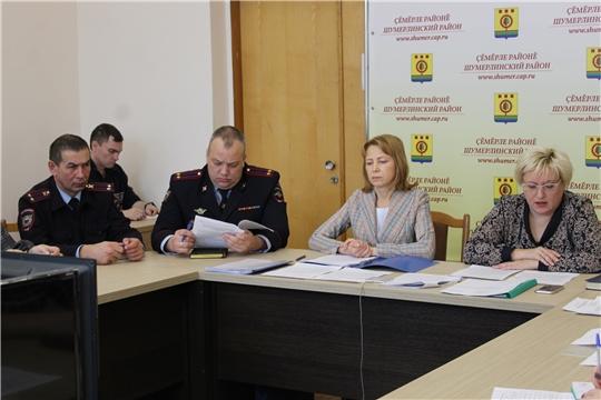 Состоялось заседание комиссии по проведению Всероссийской переписи населения 2020 года.