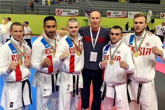 Спортсмены Чувашии вернулись с медалями чемпионата мира по Восточному боевому единоборству Сетокан
