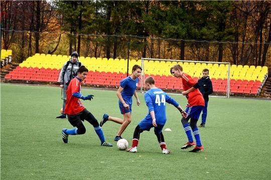 Региональный этап всероссийского турнира по дворовому футболу «Уличный красава»
