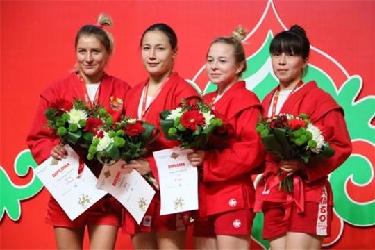 Самбисты Чувашии достойно выступили на международном турнире в Казани