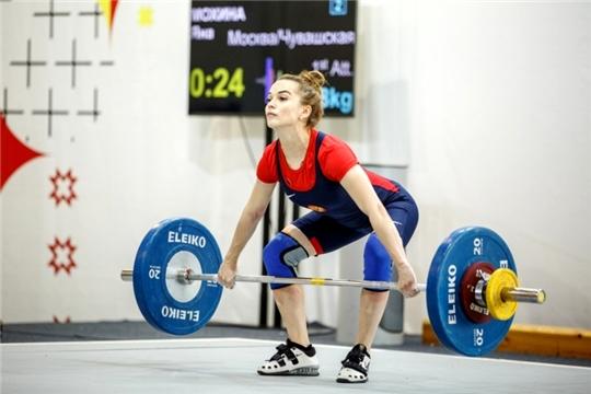 Тяжелоатлеты Чувашии выступят на первенстве Европы в Бухаресте
