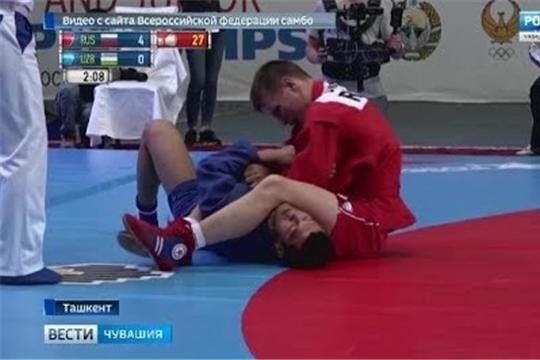 Самбист из Чувашии Даниил Орлов стал победителем юношеского первенства мира