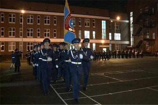 Окружной Спартакиаде кадетских корпусов — 4 года