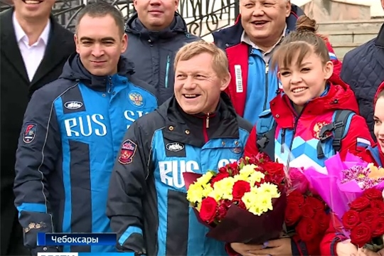 Чувашские тяжелоатлетки вернулись с медалями молодёжного чемпионата Европы