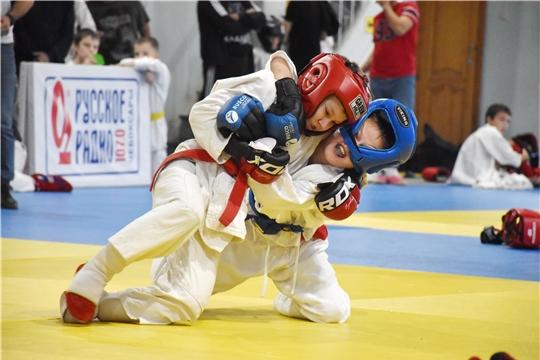 Межрегиональный турнир по рукопашному бою среди православных спортивных клубов состоялся в Чебоксарах