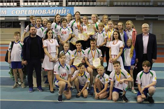 В Новочебоксарске выявили сильнейших в современном пятиборье