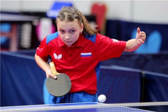 Анастасия Иванова выиграла «серебро» первенства Словакии по настольному теннису