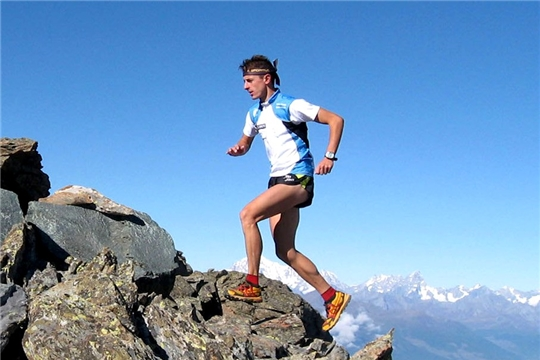 Легкоатлет Михаил Рыбаков – бронзовый призер Кубка России по горному бегу