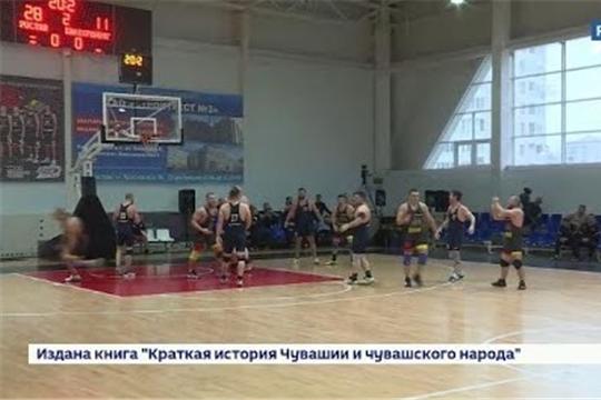 В Чебоксарах стартовал чемпионат России по регболу