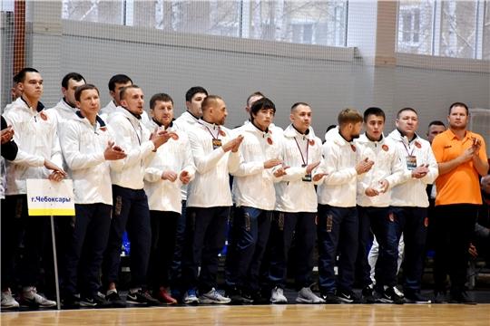 В столице Чувашии стартовал чемпионат России по регболу