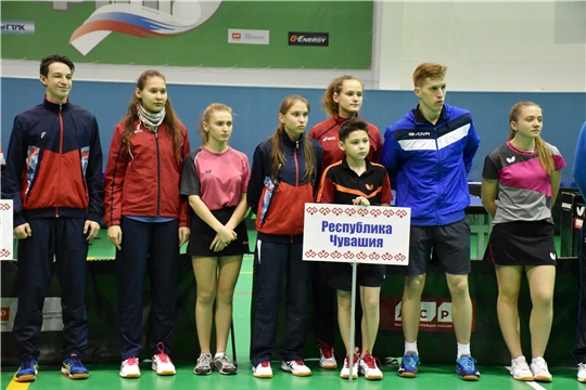 В Чебоксарах проходит Кубок России по спорту глухих в дисциплине настольный теннис