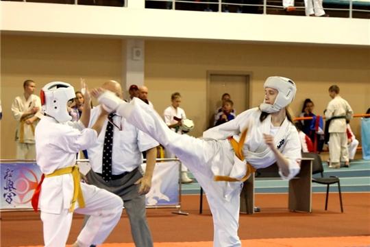 Открытый республиканский турнир по Киокусинкай каратэ, посвященный памяти А.Г.Николаева.