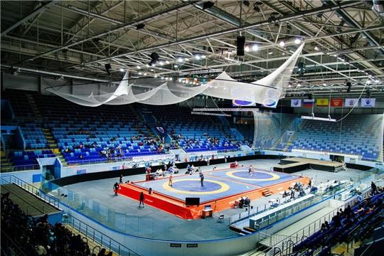 22-23 ноября в Чебоксарах - открытый Кубок Рссии по вольной борьбе среди женщин