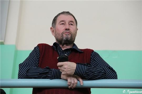 Заслуженному тренеру СССР и России по лёгкой атлетике Геннадию Семенову – 74!