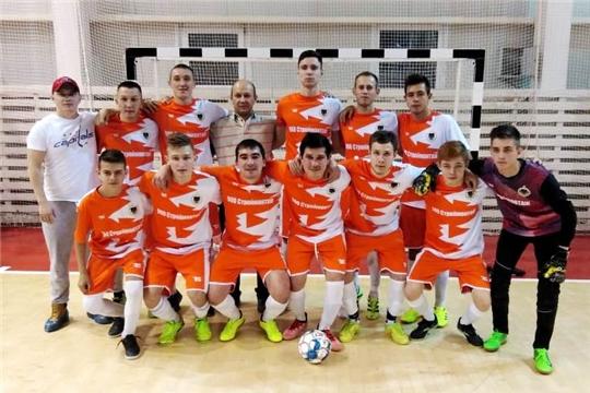 Команды Чувашии примут участие в Кубке МФС «Приволжье» по мини-футболу