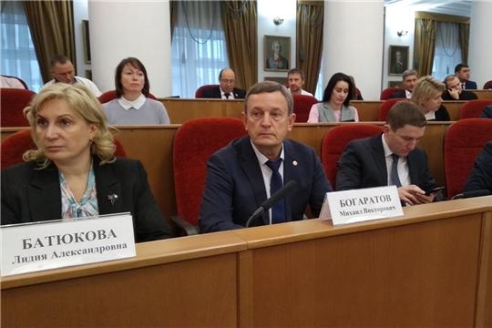 Михаил Богаратов в Оренбурге принимает участие в рабочем совещании по вопросам совершенствования системы подготовки спортивного резерва