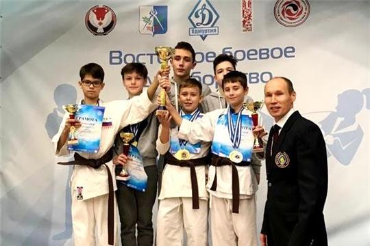 Спортсмены Чувашии вернулись с медалями Всероссийских соревнований по восточному боевому единоборству Сетокан