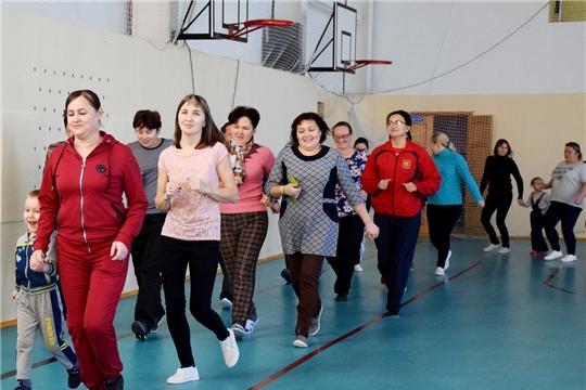 Очередной День здоровья и спорта прошёл в Чувашии